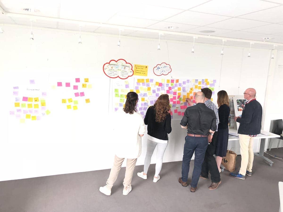 Workshop de Création Produit au centre culinaire à Rennes