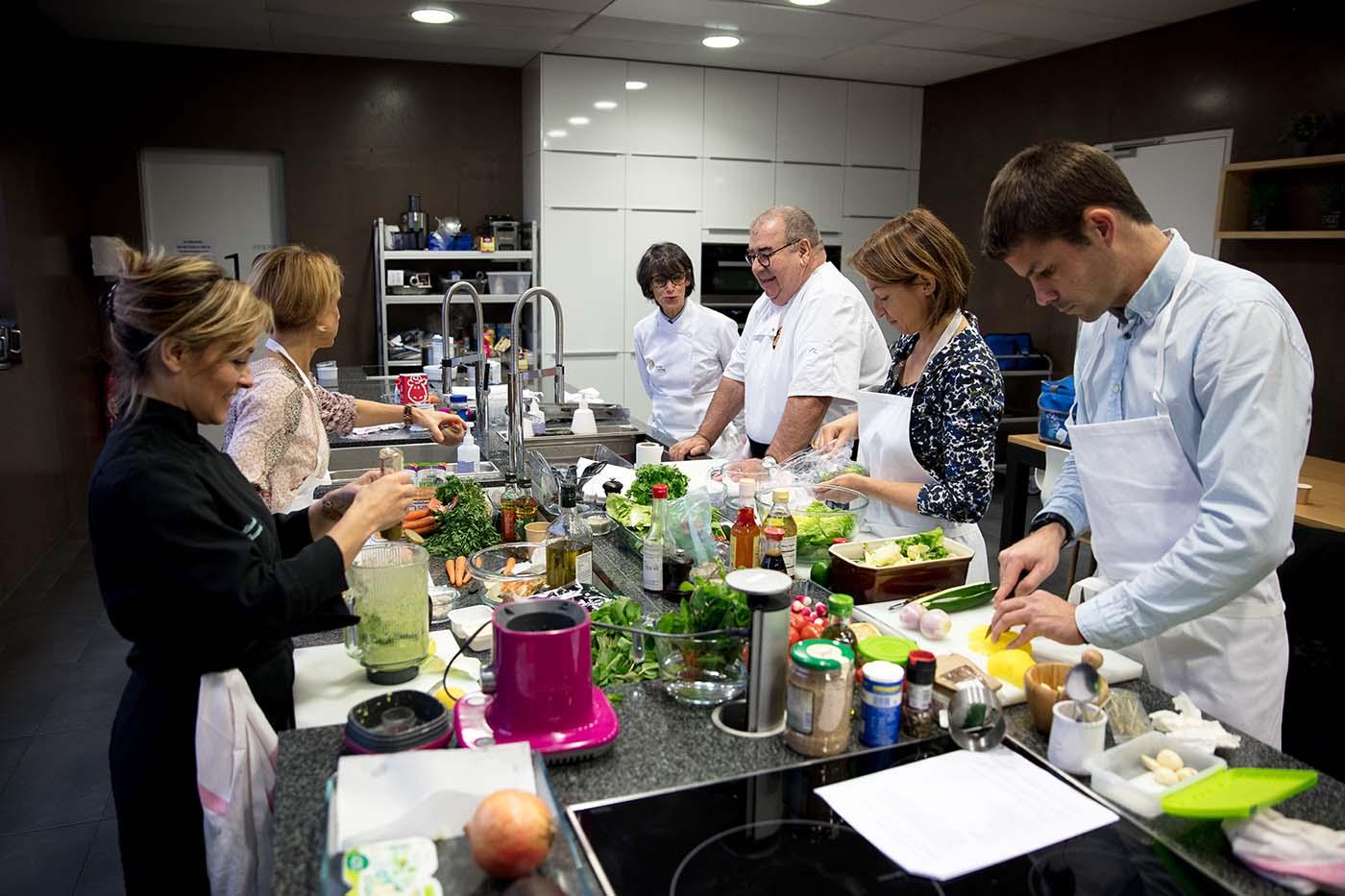 Atelier de formation en innovation produit culinaire