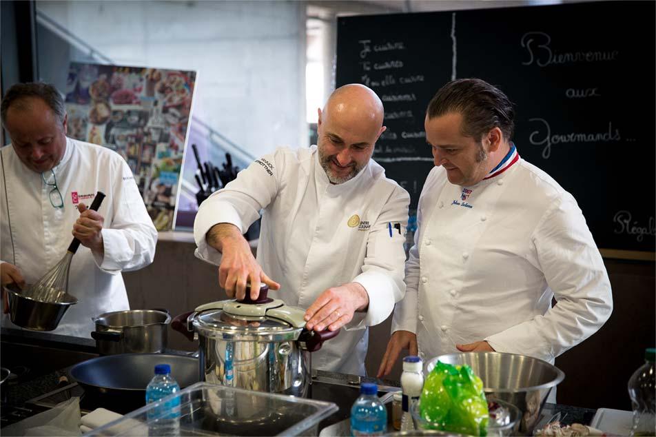 Co-création en innovation culinaire