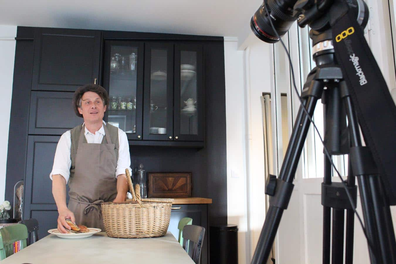 Agence video culinaire