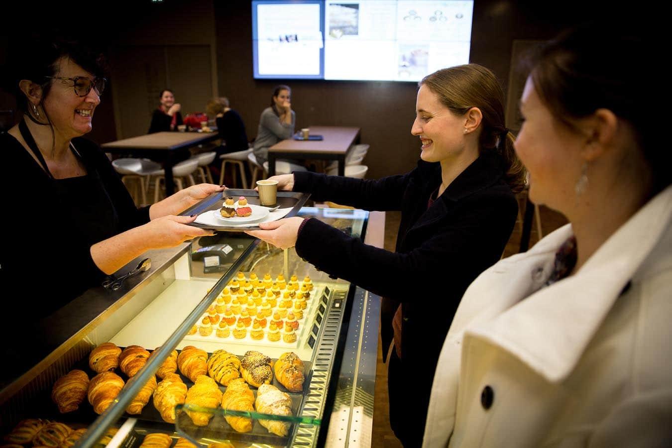 Test d'usage produit innovant au restaurant du centre culinaire