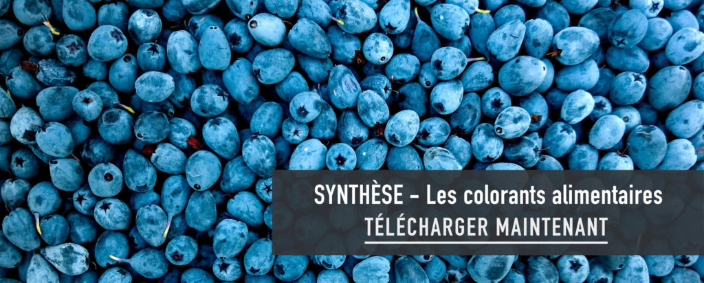 3C - Aliments colorants