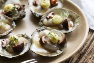 Revaloriser l'usage des moules & huîtres en cuisine pour Mytilimer (La Cancalaise)