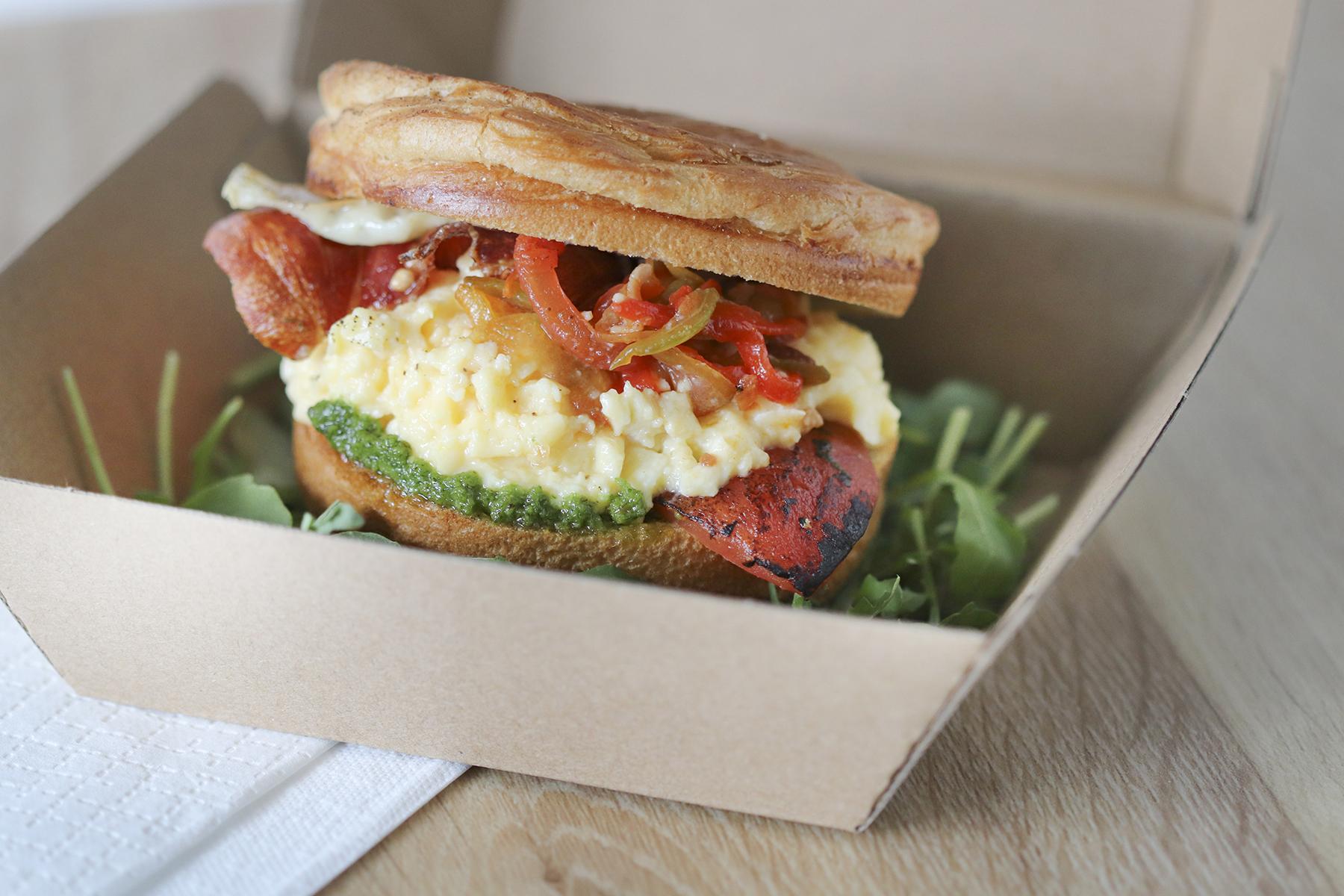 Centre Culinaire Conseil - OVOTEAM - burger